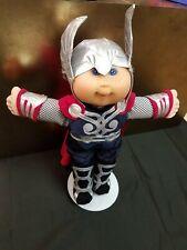 Marvel Cabbage Patch Kids Thor PROTOTYPE JAKKS