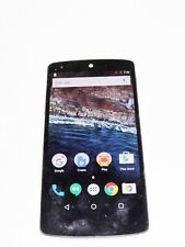 LG Nexus 5 LG-D820 16GB White Sprint Smartphone Factory Reset Defective AS-IS