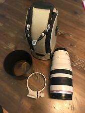 Canon 100-400mm F/4.5-5.6 L IS USM EF Mount Lens {77}