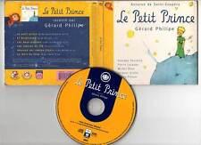 "LE PETIT PRINCE ""Gérard Philipe"" (CD Digipack) 1999"