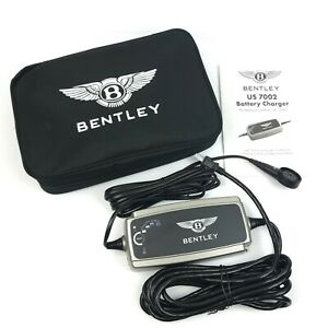 2011+ BENTLEY CONTINENTAL GT GTC FLYING SPUR BENTAYGA BATTERY CHARGER OEM