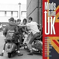 Mods in the UK 180g Vinyl LP Record The Mar Keys The Supremes The Drifters