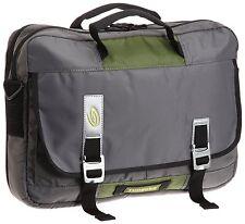 Timbuk2 Control Laptop Case M Umhängetasche 163-4-7141 Tasche Grey/Green MINT !
