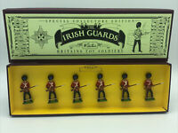 Britains Soldiers 8805 The Irish Guards Figures Special Collectors Edition