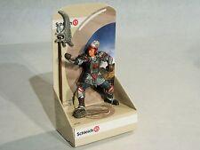 SCHLEICH 70106 -- Drachenritter mit Stabwaffe - Ritter Figur