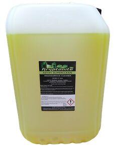 Kryptonite AZ G101 Super Clean Professional Strength Multi Purpose Cleaner - 25L
