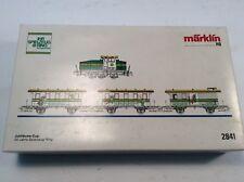 C-8 very nice 2841 Jubilaums-Train Set 20 Years Marklin  for HO Modeltrain