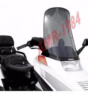 PARABREZZA COMPLETO FUME' HONDA CN 250 cc DAL 1989 AL 2000 GIVI D182S