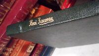 HENRI ROUSSEAU THE DOUANIER A FILE by Dora Vallier - Easton Press Leather - RARE