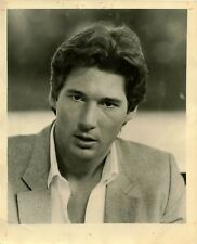 RICHARD GERE - ORIGINAL VINTAGE PHOTO
