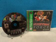 Fighting Force (Sony PlayStation 1, 1997) Greatest Hits - Complete & Tested