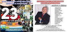 23 SELECCIONES DE LOS MEJORES TEMAS MUSICALES DE JUAN ROMERO