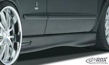 Seitenschweller Opel Astra G Coupe Cabrio Schweller SL0