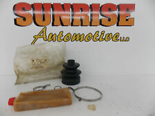 9605678 BOOT SET 85 86 87 88 CHEVROLET SPRINT 85 86 87 88 PONTIAC FIREFLY T-41