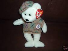 Ty Retired Tour PGA Bear (february 1, 2006)-Tour Teddy