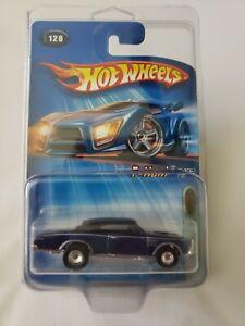 New 2005 Hot Wheels Treasure Hunt TH 1967 '67 Pontiac GTO in Protecto Pak RRs