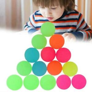 Luminous Bouncy Jet Balls Party Children Toy Loot Bag Gift Fillers Kid Y3O5