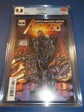 Avengers #27 Bradshaw Variant CGC 9.8 NM/M Gorgeous gem
