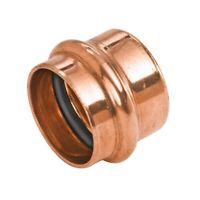"""1 1/4"""" Propress Copper Cap - PTEC0125"""