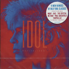 Billy Idol ‎– Vital Idol : Revitalized [New & Sealed] CD