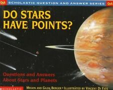 Scholastic Question & Answer: Do Stars Have Points?-ExLibrary