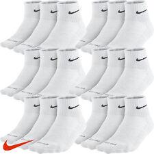 9 Paar NIKE Dri-FIT NoShow Sneaker Socken weiß 38-42 9er Pack Füßlinge Low Cut