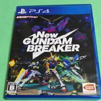 PS4 New Gundam Breaker 4573173329576 Japanese ver from Japan