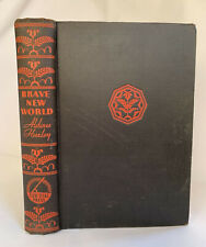 New listing Brave New World, Aldous Huxley, Sun Dial 1932 Early Edition