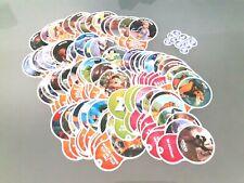 Auchan Cartes Disney LES DEFIS Toys Story 4 + autres heros- Lot 69 cartes sur 96