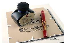 Pelikan M101N Tortoiseshell Red Special Edition Fountain Pen