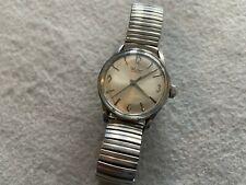 Swiss Made Wyler Incaflex Mechanical Wind Up Vintage Men's  Watch
