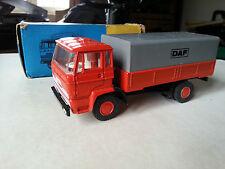 camion daf bache vracht auta met kantelcabine  lion car n 43
