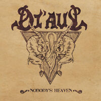 Di'Aul : Nobody's Heaven CD (2018) ***NEW*** Incredible Value and Free Shipping!