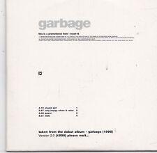 Garbage-Stupid Girl promo cd maxi single 4 tracks