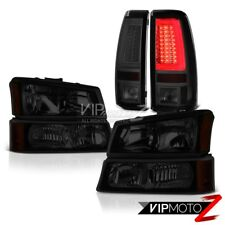 """03-06 Chevy Silverado 2500Hd Tail Lamps Headlamps Factory Style """"Ultra Bright"""""""