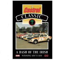 A DASH OF THE IRISH - WINNING AIN'T EASY DVD - Duke - Classic Rally Car SAVE 40%