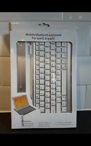 Mobile Bluetooth Keyboard For ipad New And Unused