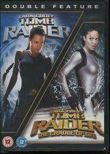 Lara Croft - Tomb Raider/Tomb Raider 2 - The Cradle Of Life 2-Discs NEW SEALED