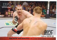 2009 TOPPS UFC ROUND 1 DEBUT  ROOKIE RC  HEATH HERRING #57