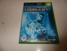 XBox  Deus Ex: Invisible War