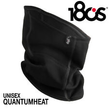 180s Thermal Neck Gaiter Face Warmer Mask Black For Running Skiing Men Women