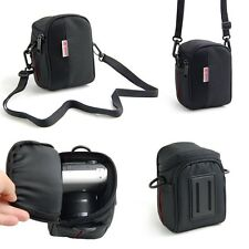 Waterproof Bridge Camera Carry Case Bag for Panasonic LUMIX DMC LZ20 LX7
