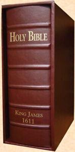 1611 King James Bible Facsimile in Italian Fiscagomma