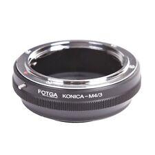 Konica AR to Micro 4/3 M4/3 Adapter For Panasonic GX8 GX7 GF2 GH4 Olympus OM-D