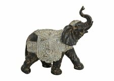 Elefant  Deko Figur  Statue  Tier.. Zuhause.. 18 cm Höhe