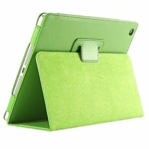 Smart Wake Leather Luxury Slim Case Cover for Apple iPad Air 2 Stand Holder