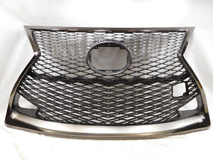 LEXUS RC-F FRONT GRILLE COVER RCF FACTORY ORIGINAL OEM 2015 2016 2017