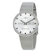 Mido Commander I Automatic Silver Dial Mens Watch M842942113