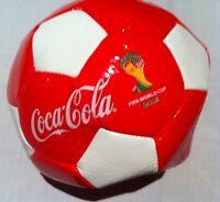 Coca Cola Size 5 Football Brasil World Cup 2014 Brazil Soccer Coke Collector NEW
