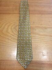 Men's Vintage Tie Handcrafted in NEPA Allentown - Brown